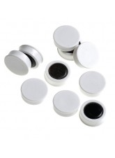 Magnets (Pack of 10 - White)